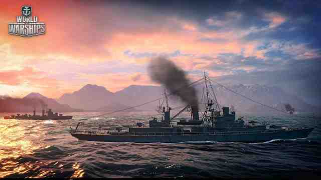 World of Warships 4
