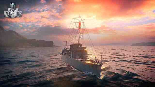 World of Warships 7